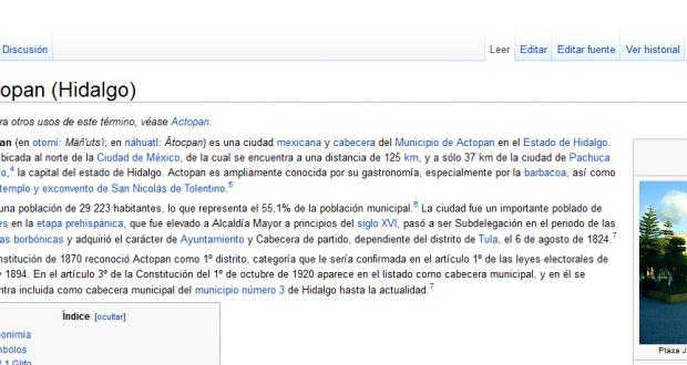 Actopan Wikipedia