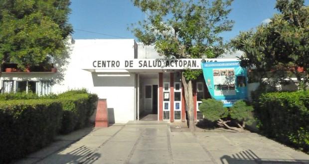 Secretaría de Salud Actopan Hidalgo