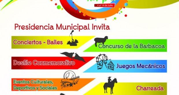 Feria Actopan 2014