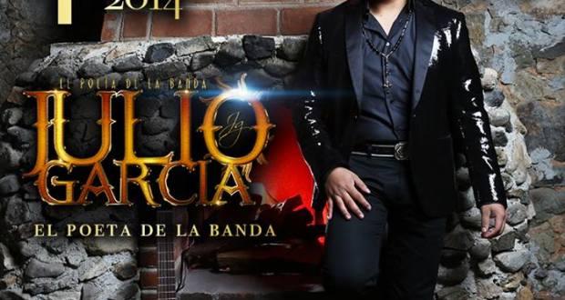 Presentación de disco [Julio García El Poeta de la Banda]