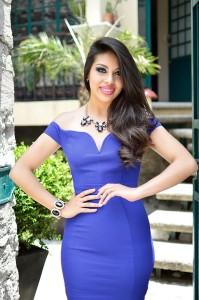 Maria Fernanda Vizzuett -Miss Teen Universe Hidalgo