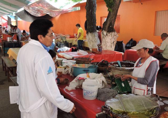 Vigilan la higiene en la tradicional Feria de la Barbacoa