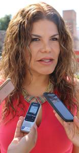 Mayka Ortega Eguiluz [Secretaria de Desarrollo Social]