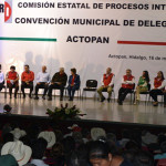 Ratifican a Edith Avilés como candidata de unidad del PRI