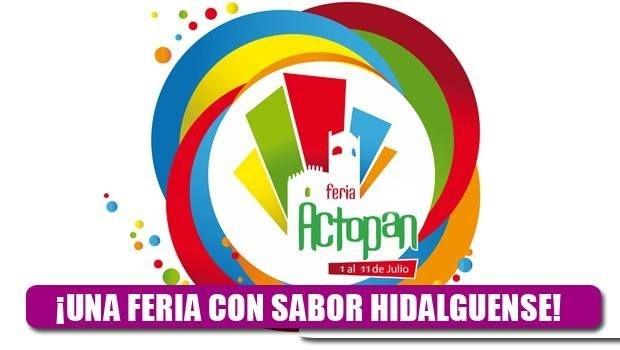 Feria Actopan 2016 (Del 1 al 11 de Julio)