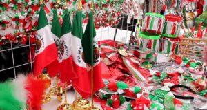 Artículos de fiestas patrias amexicanas
