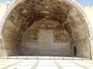 Capilla Abierta del Ex Convento de Actopan